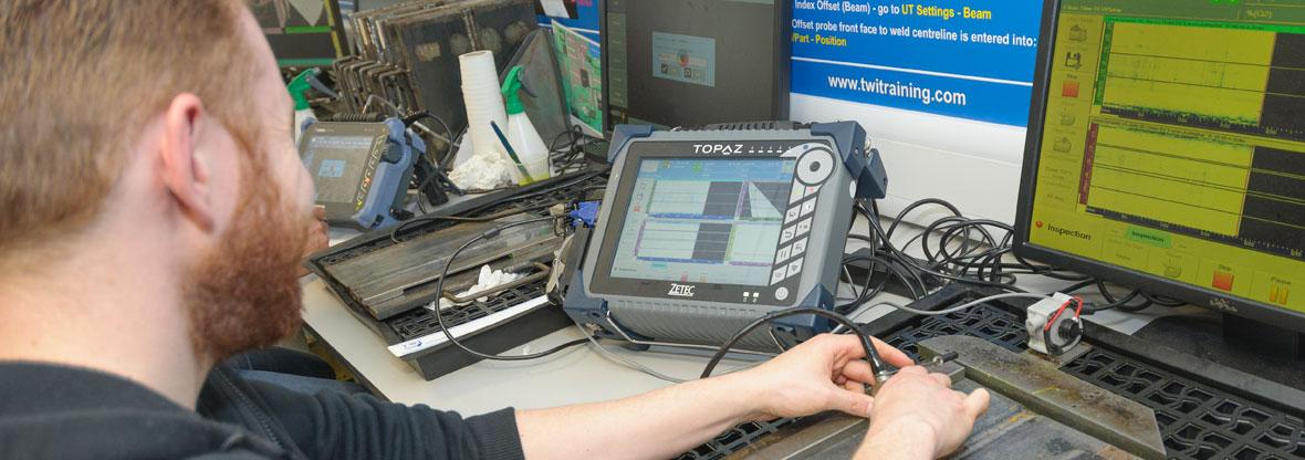 Phased Array Ultrasonic Testing (PAUT) - Welds